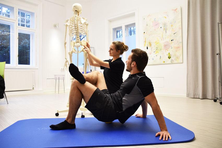 Physiotherapie Anna Auer 1130 Wien, Hietzing