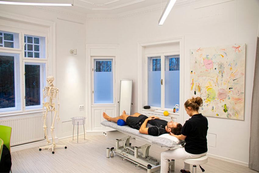Physiotherapie 1130 Wien